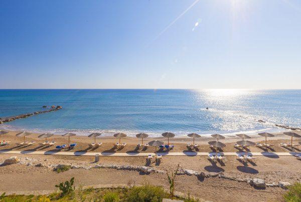 παραλίες ροδος - Orion hotel