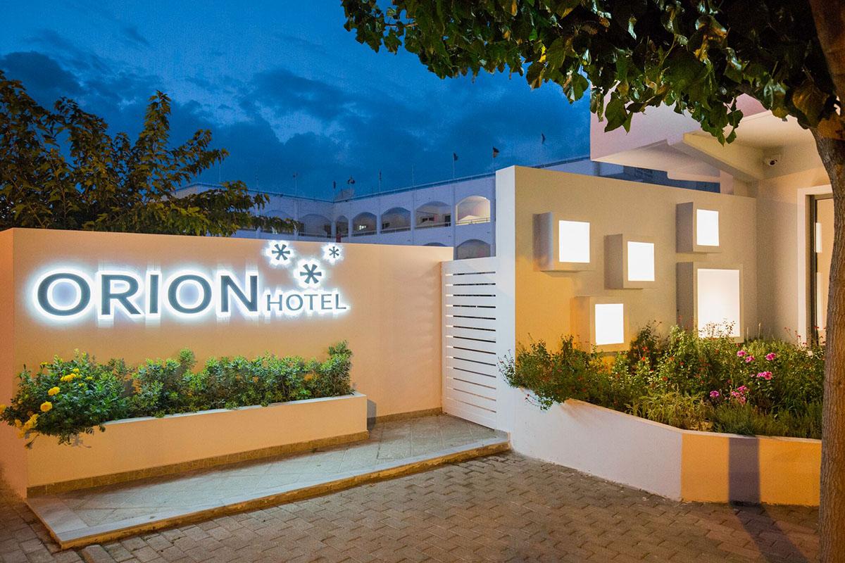rhodes hotels - ξενοδοχειο Orion